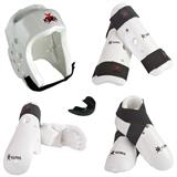 Kuma Kuma Foam Dip Sparring Gear Set With Shin